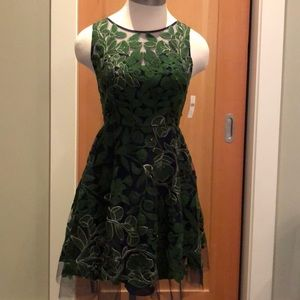 NWT Anthropologie Special Occasion Dress 0P